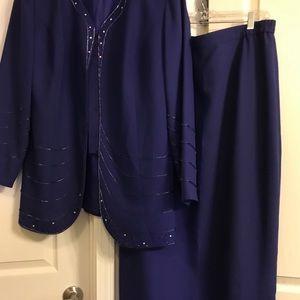 Ladies Sunday Church Suit